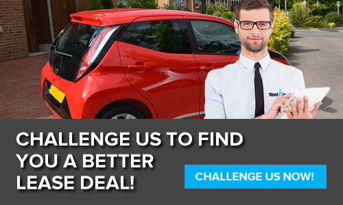 Challenge us to find you a better lease deal! Challenge us now!