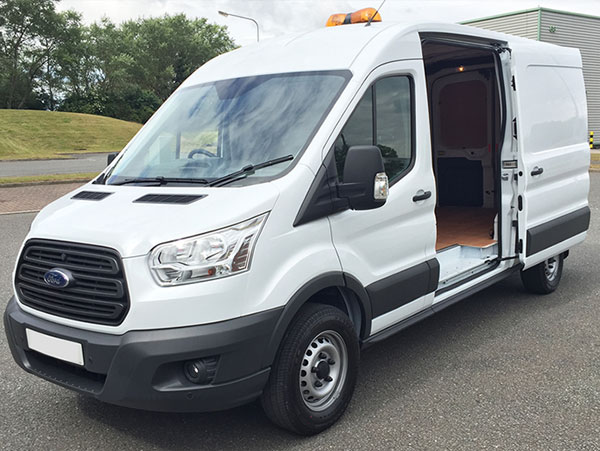 Van for leasing