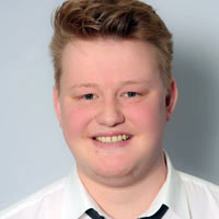 Lewis Bailey-Jones - Account Manager
