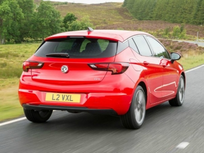New vauxhall astra lease deals
