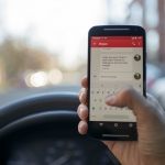 Company car drivers continue to flout mobile phone law