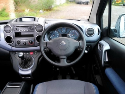 Citroen Berlingo M 1.5 BlueHDi 1000kg 100ps Enterprise