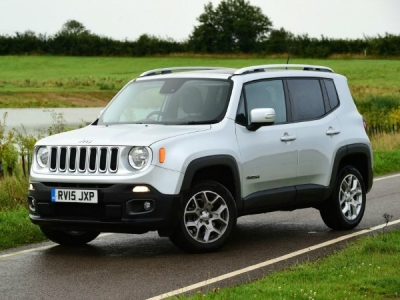 Jeep Renegade SUV Renegade 1.6 Multijet Longitude
