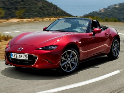 Mazda MX-5 Convertible 1.5 132ps SE