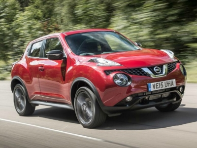 Nissan Juke Hatchback 1.2 Dig-T 115 N-Connecta Panoramic Roof