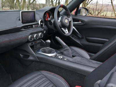 Abarth 124 Spider 1.4 Multiair 170 bhp