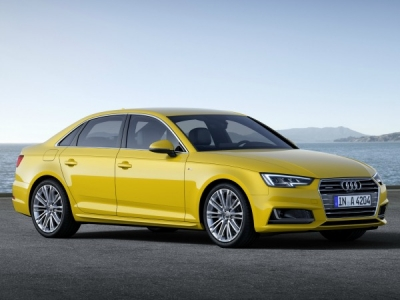 Audi A4 Saloon 1.4T FSi S Line [Leather/Alcantara]