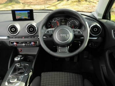 Audi A3 Sportback Special Editions 30 TFSI 116 Black Edition 5dr