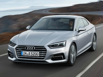 Audi A5 Coupe 1.4 TFSi S-Line S-Tronic