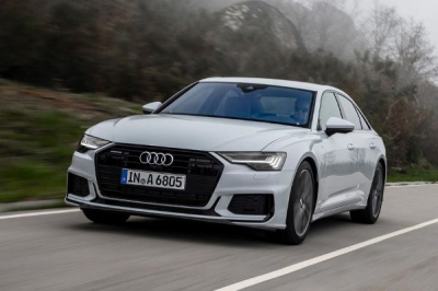 Audi A6 Saloon Diesel 40TDI S Line 4dr S Tronic [Tech Pack]