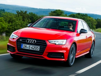 Leasing S Saloon V TFSI PS Quattro Tiptronic Business - Lease audi s4