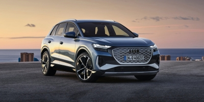 Audi Q4 E-Tron Special Editions 125kW 35 55.52kWh Edition 1 5Dr Auto