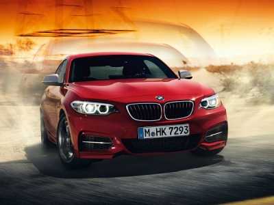 BMW 2-Series Coupe 218d M Sport 2dr [Nav]
