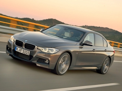 BMW 3-Series Saloon 320d M Sport 4dr