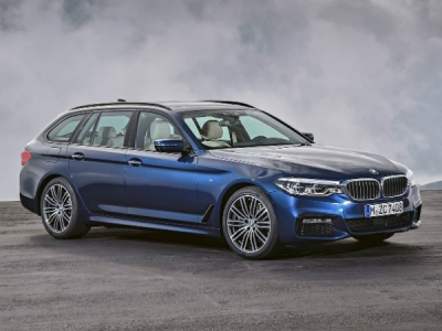 BMW 5-Series Touring 530d xDrive M Sport Auto