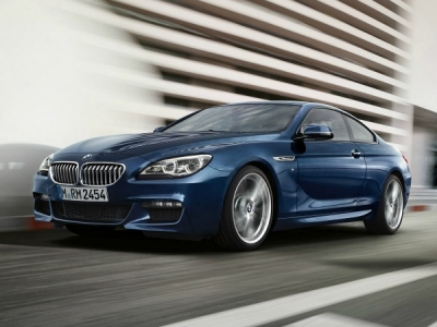 BMW 6-Series Coupe 630i M Sport Auto GT