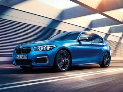 BMW 1-Series Hatchback Special Edition M140i 5dr Shadow Edition