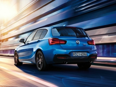 BMW 1-Series Hatchback Special Edition M140i 5dr Shadow Edition Auto