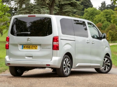 Citroen SpaceTourer MPV Business M BlueHDi 120 S&S [8 Seats]
