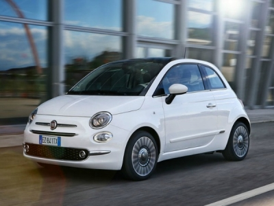 Fiat 500 Hatchback 1.2 Lounge