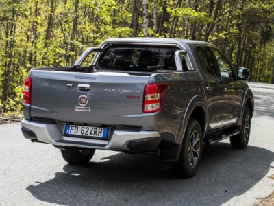 Fiat Fullback Double Cab Special Edition 2.4 180 Cross