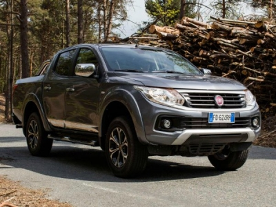 Fiat Fullback Double Cab Special Edition 2.4 180hp Cross Double Cab Pick Up