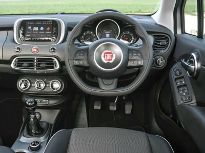 Fiat 500 X 500X 1.6 Multijet Cross [Nav]