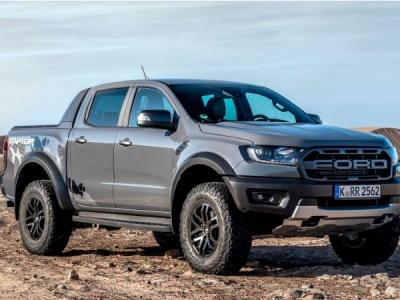 Ford Ranger Double Cab 2.0 Ecoblue Raptor Auto 4X4