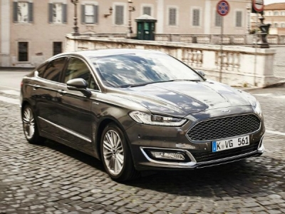 Ford Mondeo Hatchback 2.0 TDCi 180ps Vignale