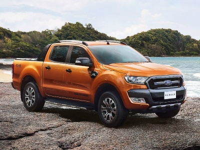 Ford Ranger Double Cab Limited 2 2.2TDCi Auto