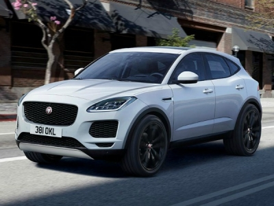 Jaguar E-Pace Estate 2.0d 4WD