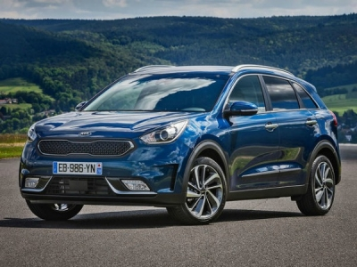 Kia Niro SUV Estate 1.6 GDi PHEV 3 5dr DCT [NEW MODEL]