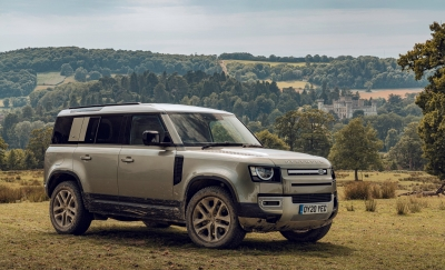 Land Rover Defender Station Wagon 2.0 P400e X-Dynamic S 110 5dr Auto
