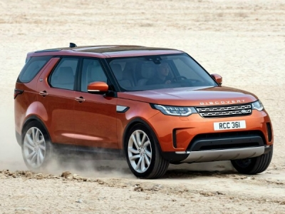 Land Rover Discovery SUV SW 2.0 SD4 S Auto