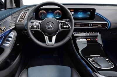 Mercedes EQC 300kW AMG Line 80kWh 5dr Auto