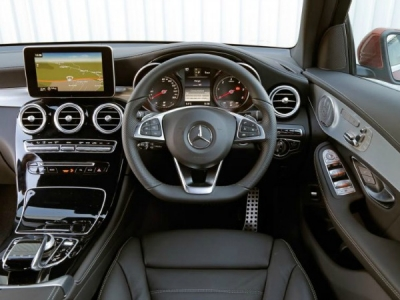 Mercedes-Benz GLC SUV 220d 4Matic AMG Line 5dr 9G-Tronic