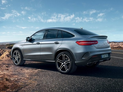 Mercedes-Benz GLC Coupe 220d 4Matic AMG Line 5dr 9G-Tronic