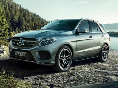 Mercedes GLE SUV 300d 4Matic AMG Line Premium 5dr 9G-Tronic