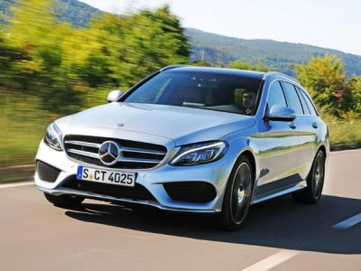 Mercedes-Benz C-Class Estate C220d AMG Line 9G-Tronic