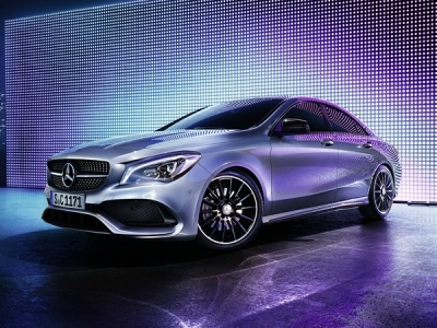 Mercedes-Benz CLA Coupe CLA 180 AMG Line Edition