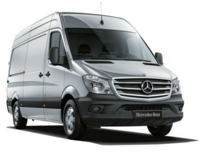 Mercedes-Benz Sprinter Van Medium High Roof 314CDi 3.5t