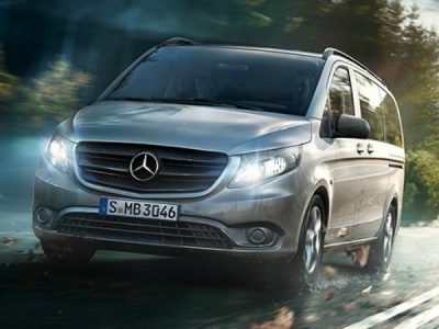 Mercedes-Benz Vito Tourer 109 CDi Pro 8-Seater