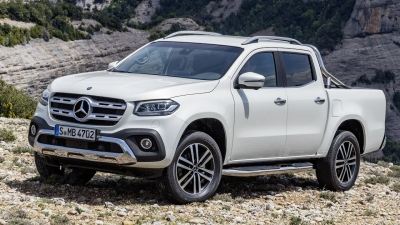Mercedes-Benz X Class Double Cab  X220d Pick Up 4Matic Progressive