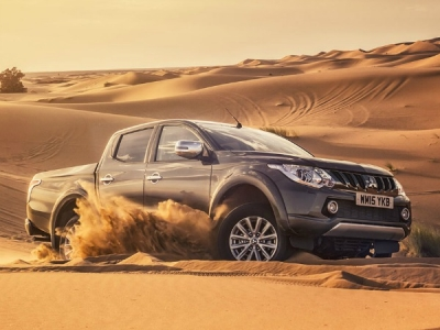 Mitsubishi L200 Double Cab Special Edition DI-D 181 Challenger 4WD