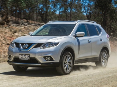 Nissan X-Trail SUV 1.6 dCi N-Connecta 5dr