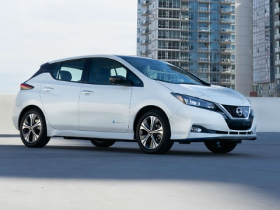 Nissan Leaf Electric Hatchback 110kW N-Connecta 40kWh 5dr Auto