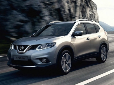 Nissan X-Trail SUV 1.6 dCi N-Connecta 7 Seat