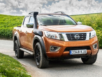 Nissan Navara Double Cab 2.3dCi Off-Road AT32 Auto