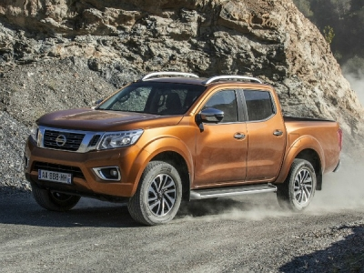 Nissan Navara Double Cab Acenta 2.3dCi 190 4WD Double Cab
