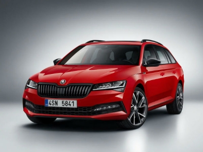 Skoda Superb 1.4TSi iV Hybrid SE Technology DSG 5dr